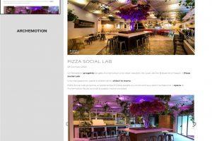 Archemotion - Pizza Social Lab