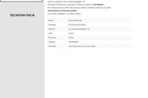 Celiachia Italia - Pizza Social Lab