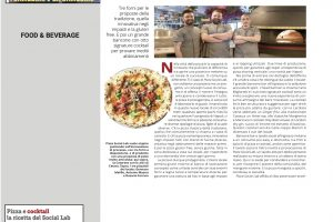 Food & Beverage - Pizza Social Lab