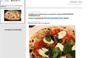 Pizza Social Lab - Luciano Pignataro