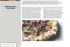 Panificazione e Pasticceria - Pizza Social Lab