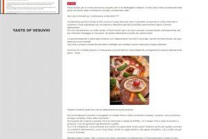 Taste of Vesuvio - Pizza Social Lab